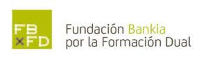 Logotipo Fundación Bankia por la Formación Dual
